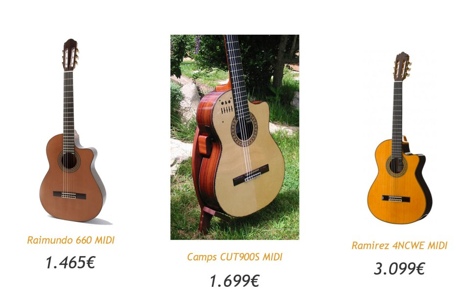 The guitar of your dreams – Guitar From Spain