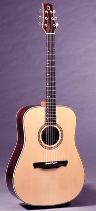 Alhambra W3 Acoustic Guitar