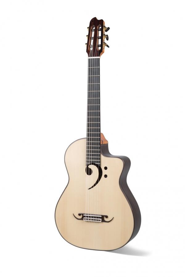 raimundo clave de fa baritone guitar guitar from spain. Black Bedroom Furniture Sets. Home Design Ideas