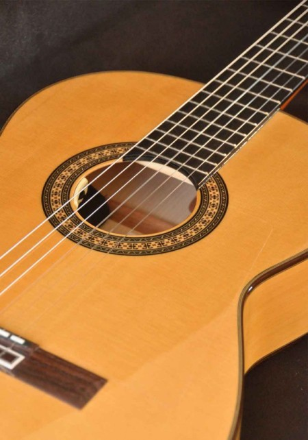 Camps Primera E Flamenco guitar