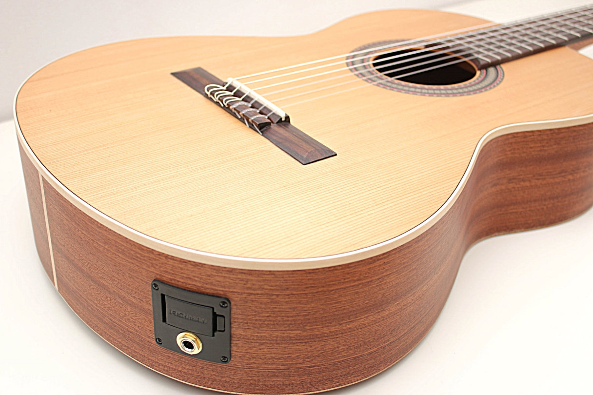 how to change battery in acoustic guitar