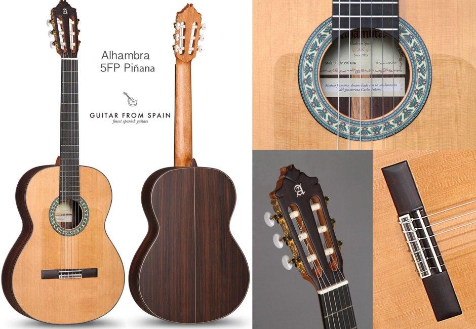 alhambra guitar music